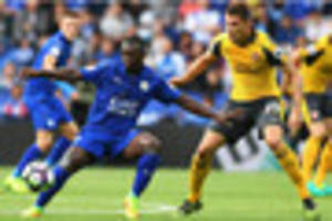 leicester city transfer news: papy mendy has heart set on return...