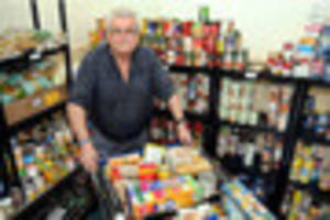 new foodbank scheme piloted to give more tokens to people in need