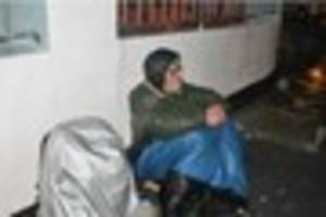 The plight of this homeless man will break your heart