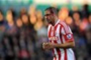 fans react to claims of a burnley bid for stoke city favourite...