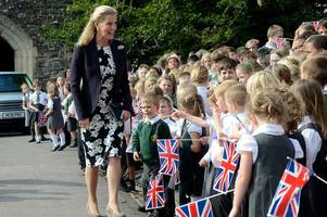 royal visit in gloucester next week to open two new mental health facilities