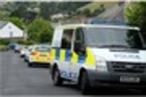 headlines at 6pm including arrest after car arson attacks and...