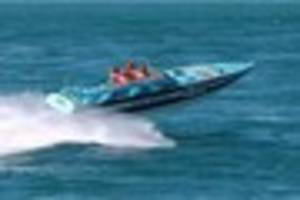 international powerboat racing will be coming to falmouth in july