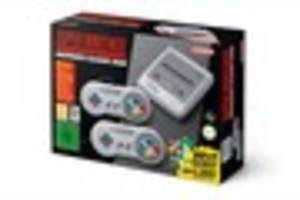 snes mini launch date announced by nintendo as september 29,...