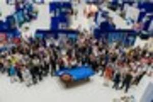 Check-in @ Stansted Business Exhibition promotes more than 70...