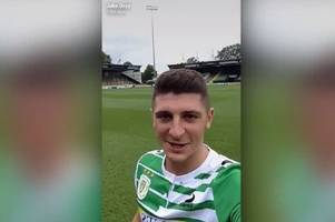 How Yeovil Town won the internet by announcing the signing of Jake Gray using Snapchat