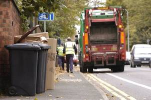 live: cambridge councillors to discuss impact of changes to bin collection services