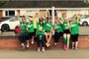 Dental nurses walk from Uttoxeter to Burton in memory of...