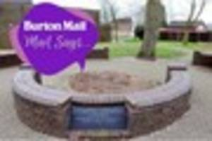 swadlincote's diana memorial has been a place for happiness and...