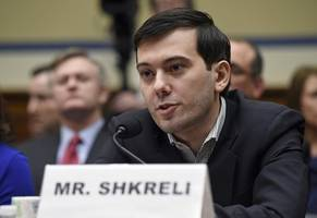 Former Executive Martin Shkreli Goes On Trial For Fraud Charges