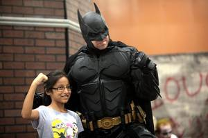 how batman helped me cope with anxiety