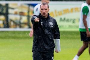 celtic in austria: leigh griffiths' soft play, julie andrews and the sound of champions league music? gannon's euro diary