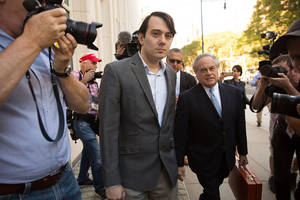 Jurors In Martin Shkreli's Fraud Trial Dismissed For Name Calling; Prosecutors Claim Shkreli's Stories As Ploy