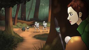 Star Wars Forces of Destiny debuts this July