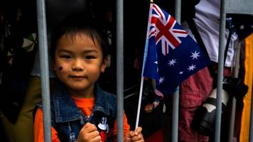 Australia becomes more Asian, and less religious