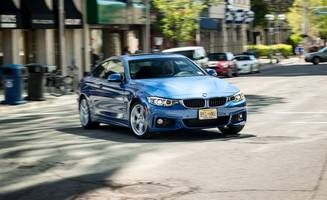 2018 BMW 4-series, Tested in Depth: BMW's Coupe and Convertible Exemplify the Luxury Sports Car