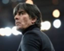 Germany boss Low wants names in Russia World Cup doping row