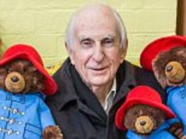 Paddington creator Michael Bond dies aged 91