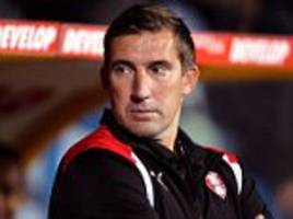 alan stubbs among the candidates at oxford united