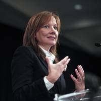 a top auto analyst says gm could jump to $50 a share — but there's a catch (gm)