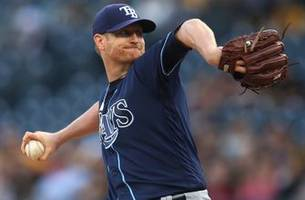 Rays' Alex Cobb has no-hit bid busted up in 7th inning