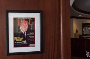 TIME requests fake Donald Trump covers be removed from Trump golf clubs