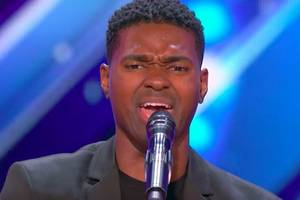 'agt': this dude just crushed whitney houston's 'i have nothing' (video)