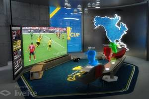 fox sports rolls out social virtual reality for gold cup soccer tournament
