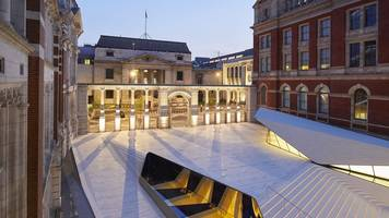 in pictures: the v&a's new wing