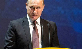 Putin Accuses Foreign Spy Agencies Of Supporting Terrorism To Destabilize Russia
