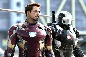 Iron Man Slips Into His Upgraded Armor in New 'Avengers: Infinity War' Set Photos