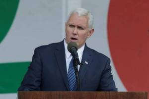 us to help indian armed forces it needs to support security in south asia: mike pence
