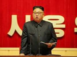 kim jong-un vows to execute south korea's former president