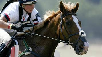 toytown: zara tindall's 'horse of a lifetime' put down for medical reasons, aged 25