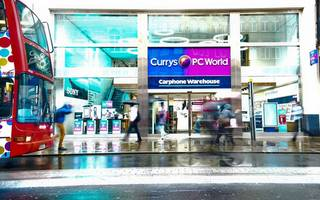 "dixons carphone celebrates record results despite ""challenging"" market"