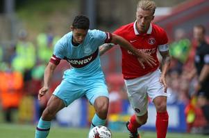 west ham youngster will be among cheltenham town trialists