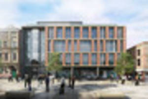 New high-quality offices coming to Nottingham city centre - with...