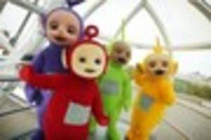 teletubbies will bring their debut uk tour to nottingham - and...