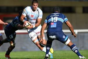 South African linked with move to Gloucester Rugby