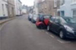here are 11 of the worst and most ridiculous bits of parking...
