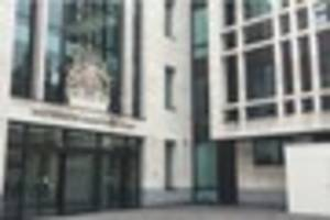 South London man Mark Dixie appears in court accused of raping...
