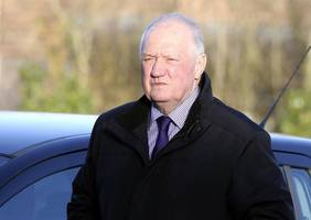Hillsborough commander David Duckenfield charged with 95 counts ofmanslaughter