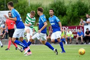 bw linz 0 celtic 1 as james forrest cracks home late winner and anton rodgers features for hoops