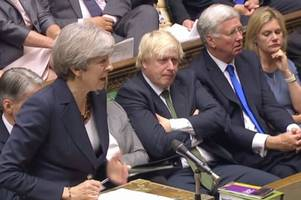 Cruel Tory MPs block bid to give nurses and firefighters a pay rise after day of government chaos