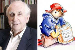 Paddington Bear creator Michael Bond has died, aged 91