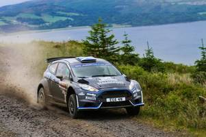 The 2017 Argyll Rally – Thorburn steals victory
