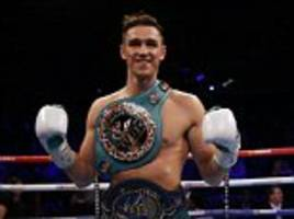 callum smith world title fight could be moved