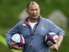 england coach eddie jones meets with all blacks boss