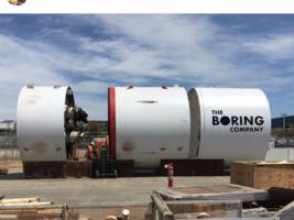 elon musk has officially started digging a tunnel under los angeles (tsla)