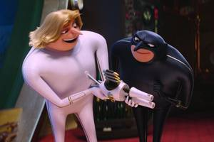 'despicable me 3' review: this time, not enough minions and too many subplots